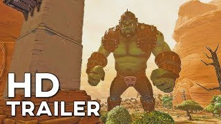 Best Game Trailers: Extinction - Gameplay Walkthrough HD Trailer