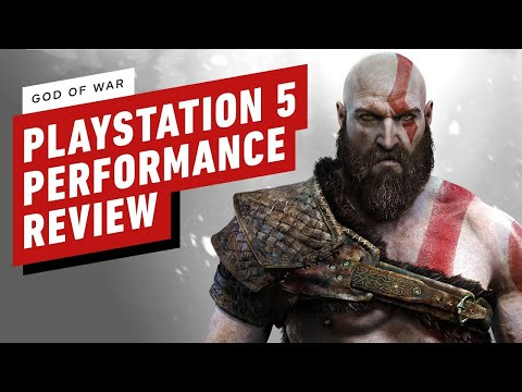 God of War 2018: PS5 Performance Review