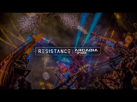 Ultra 2018: Resistance Arcadia Spider - Day 2 (BE-AT.TV)