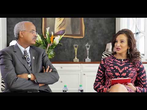 Abbas Gullet on the Healthcare Industry in Kenya - Shaping African Conversations #GinaDinGroup