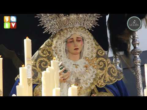 Salida de Nuestra Señora del Buen Fin Semana Santa Algeciras 2019 Domingo de Ramos