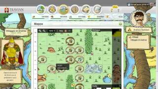 Travian 2011 Browser Game Strategia