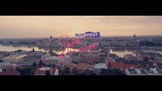 Budapest – Spice of Europe – New image film