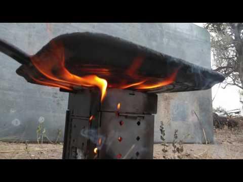 Firebox Stove Highboy Fire Sticks For Even Higher BTU Output!