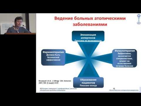 Атопическая бронхиальная астма: симптомы и лечение