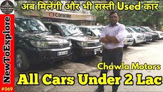 Second hand Cars Under 2 Lac   Hidden Used Car Market In DELHI NCR   NewToExplore