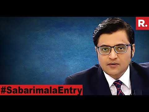 2 Women Enter Sabarimala: Will State Ensure They're Given Protection?| The Debate With Arnab Goswami
