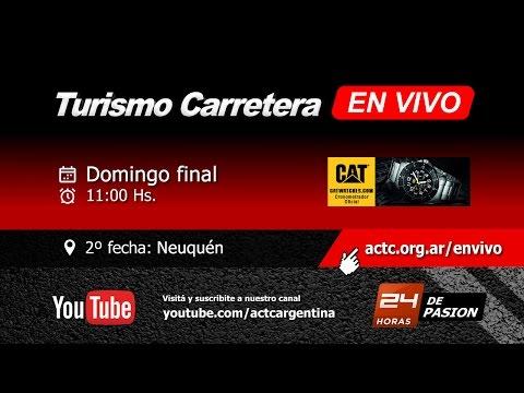 02-2017) Neuquén: Domingo Series TC y Finales