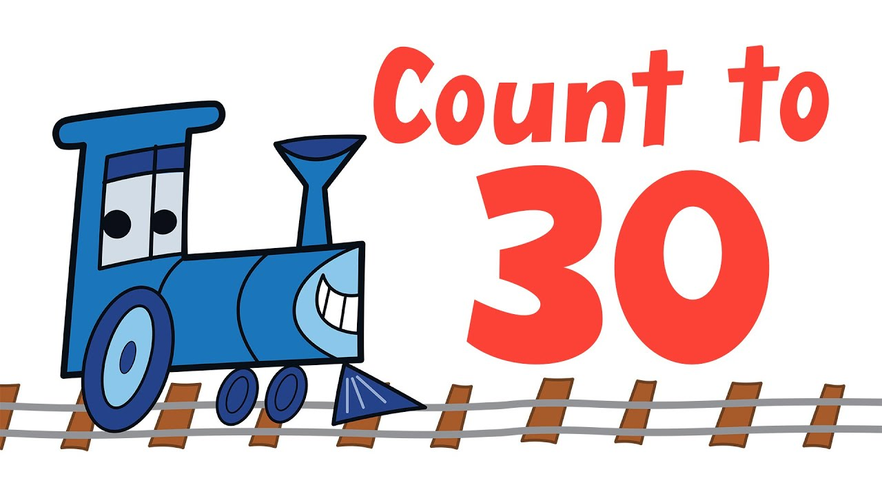 Counting Train to 30