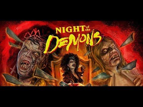 Special Message from Kevin Tenney NIGHT OF THE DEMONS