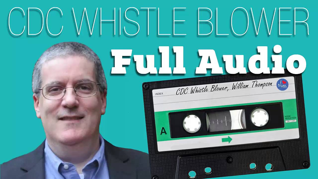 CDC Whistle Blower Full Audio [YouTube is Dead! Join Us on LBRY @VaxxedWorld]