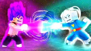 Minecraft: DRAGON BALL 👊 #3 - A LUTA FINAL CONTRA O ANJO !! ‹ Ine › thumbnail