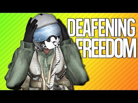 DEAFENING FREEDOM   War Thunder