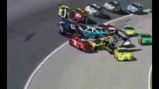 Nascar Crashes clip 4