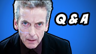 Doctor Who Season 8 Episode 3 Q&A - Clues In The Intro Titles