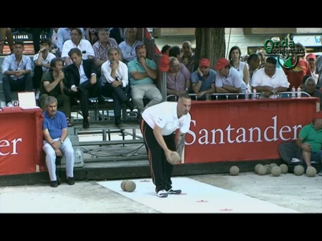 XXI Trofeo Bolos Campeones Banco Santander