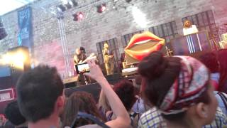 Breakbot   A Mile Away live @ Marseille Rock Island 2013