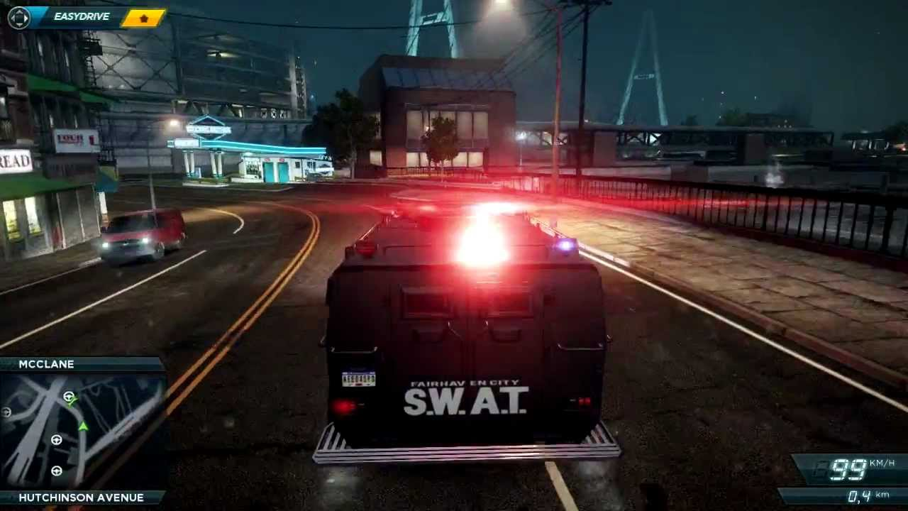 Need For Speed Most Wanted 2012 Cop Cars 2