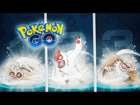 La MEJOR EVOLUCIÓN de SLAKOTH VIGOROTH SLAKING +4000 PC en Pokémon GO [Keibron]