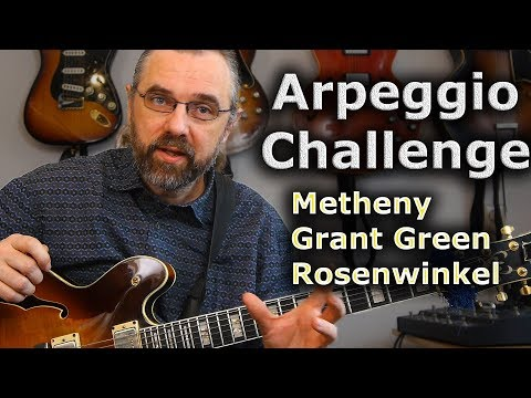 2 Arpeggios and How to make 15 Great Licks With Them