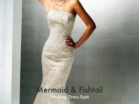 Wedding Dress Styles For Your Body Shape