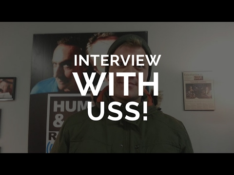 Nader Nadernejad Interviews Ashley Buchholz from USS