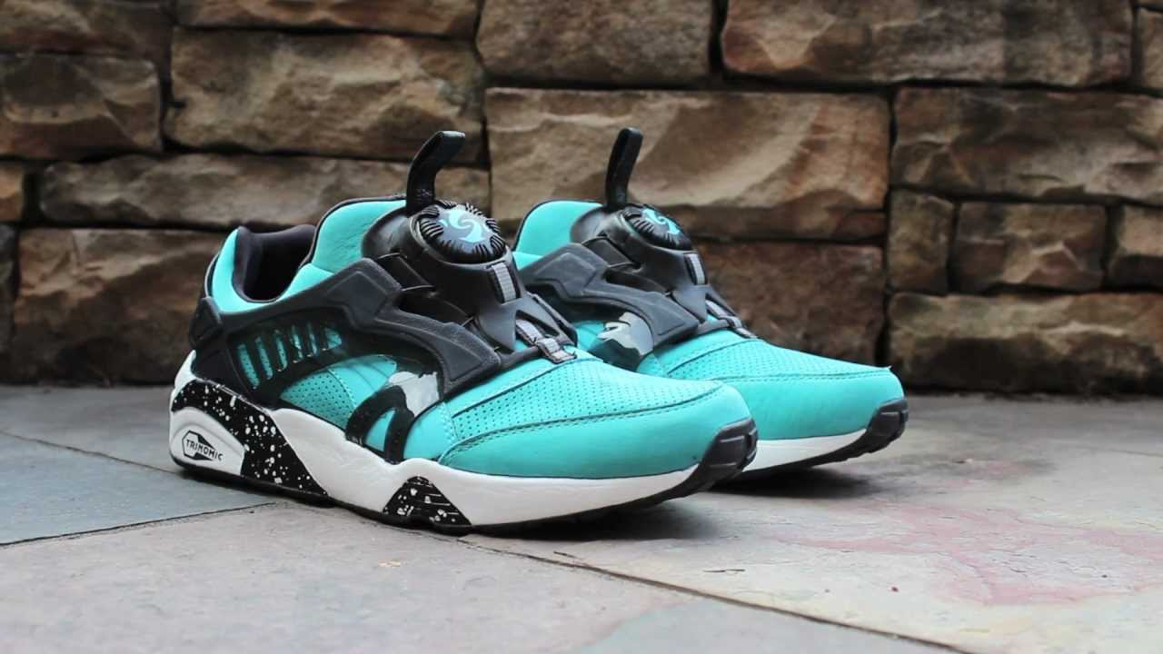 Review: Ronnie Fieg x Puma Disc Blaze OG