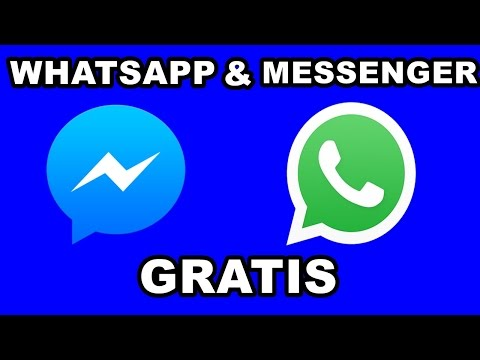 WHATSAPP Y FACEBOOK MESSENGER GRATIS PARA CLARO, MOVISTAR Y TIGO. COLOMBIA 2016