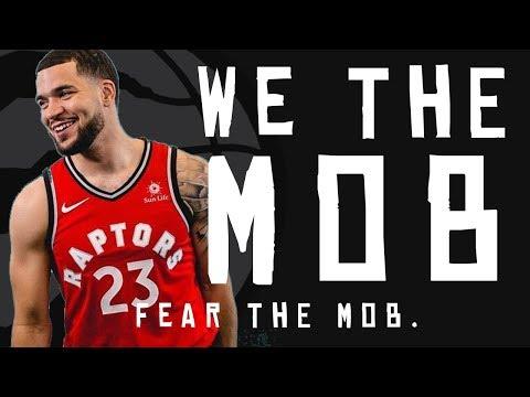 Toronto Raptors - WE THE MOB.