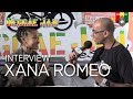 Capture de la vidéo Interview With Xana Romeo, Reggae Jam 2017