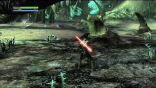 Star Wars: The Force Unleashed: Holocron Walkthrough Level 3