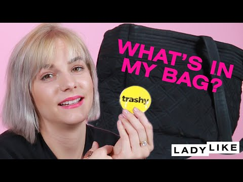 Devin Reveals What's In Her Bag • Ladylike