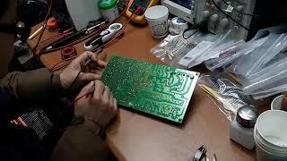 센추리 냉난방 에어컨 쇼트로인하여 PCB 기판 고장발생…