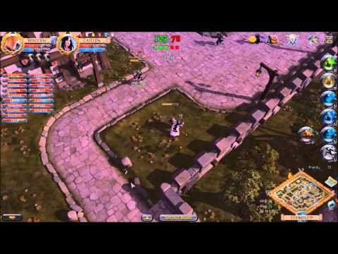 Albion Online: Horse Riders conquer Tormouth