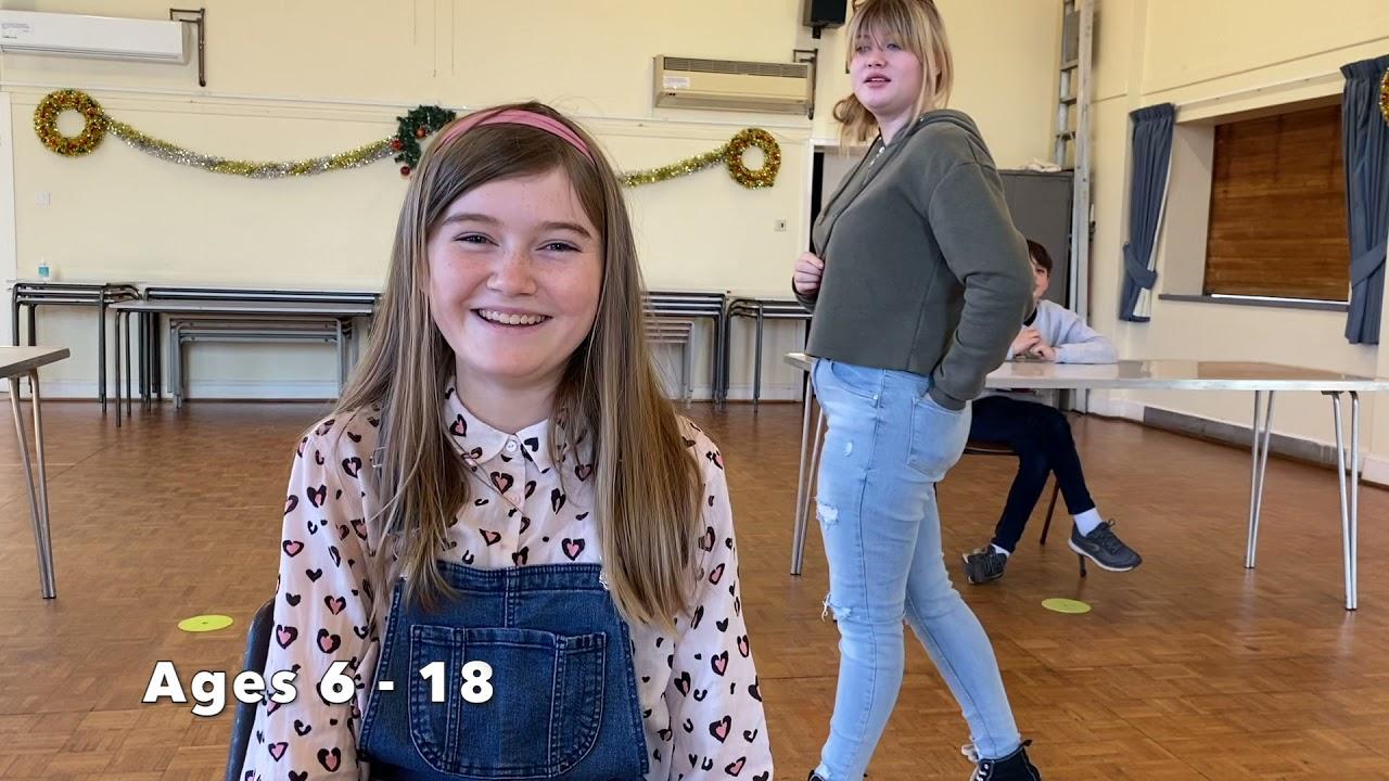 Dorset Drama Academy. Dedicated the Drama!