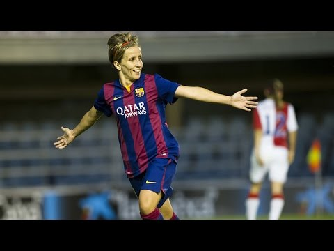Highlights: FC Barcelona 3-0 Slavia Praga (Women Champions League)