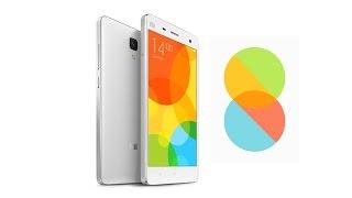 [ACTUALIZADO] Instalar MIUI 8 español Xiaomi Mi4 y Mi3 con Root SuperSU, Play Store y Sin apps china