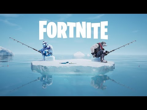 All Fortnite Shorts Trailer - Going Ice Fishin', Triggerfish & More