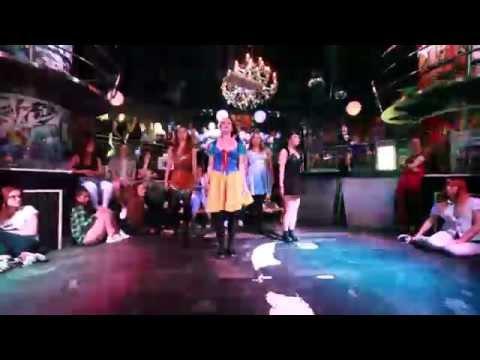 Woman Power - Disney Princesses - Love Dance Agency