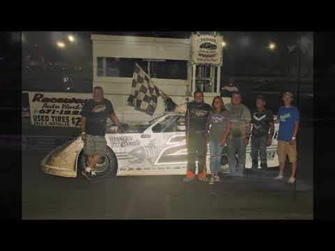 8-24-19 Peoria Speedway Feature Highlights