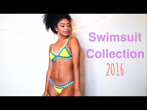 Swimsuit Collection 2016 | jasmeannnn