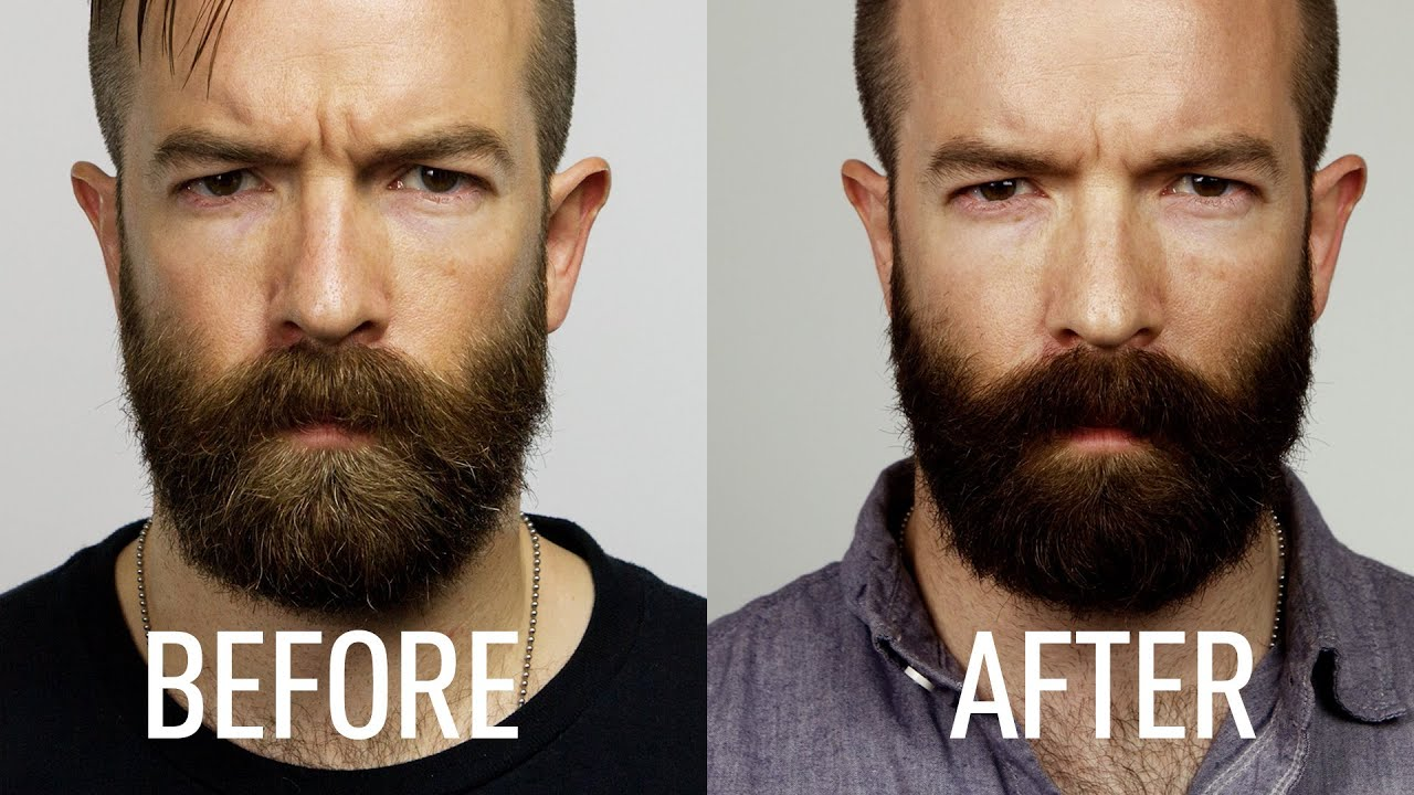 How to Dye Your Beard | Jeff Buoncristiano - YouTube
