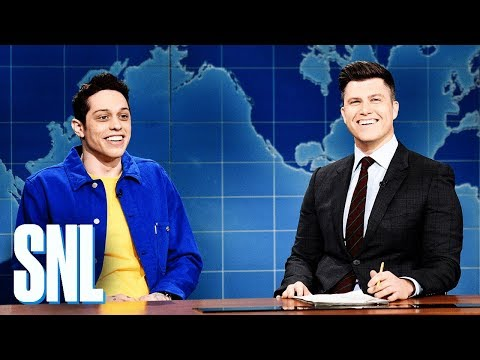 Weekend Update: Pete Davidson on R. Kelly and Michael Jackson – SNL