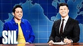 Weekend Update: Pete Davidson on R. Kelly and Michael Jackson - SNL