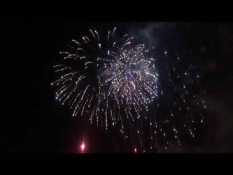 Llandudno Fireworks 2018