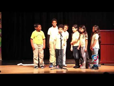2015 DC SCORES Poetry Slam!: Tubman Elementary School