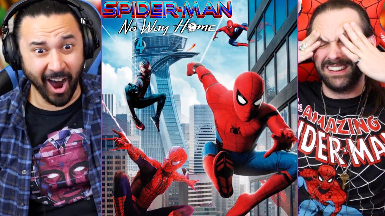 Download Spider-Man No Way Home FULL MOVIE Description Leaked?? REACTION!!
