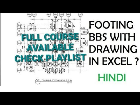 05-BBS OF FOOTING 2--FOOTING CALCULATIONS WITH DRAWING IN