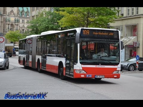 sound im hochbahn 7329 l citaro facelift g 2013 om 457la zf ecolife hd youtube. Black Bedroom Furniture Sets. Home Design Ideas
