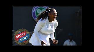 Serena Williams vs Viktoriya Tomova LIVE stream: How to watch Wimbledon clash online